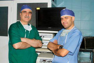 جراحی لاپاراسکوپی | دکتر سجاد نورشفیعی | جراحی اسلیو معده | جراحی فتق مشهد | جراحی معده