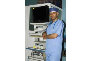 جراحی لاپاراسکوپی چیست؟ | دکتر سجاد نورشفیعی | جراحی اسلیو معده | جراحی فتق مشهد